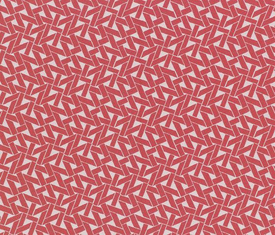 POSITANO - 67 RED by Nya Nordiska | Outdoor upholstery fabrics
