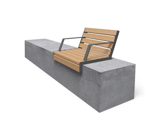 Hop Hop by miramondo | Exterior benches