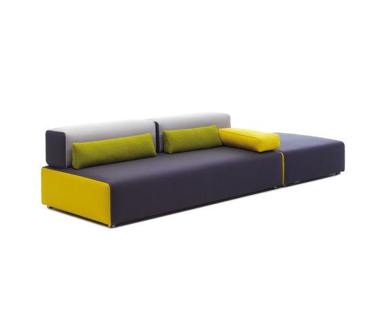 Ponton sofa by Leolux | Lounge sofas