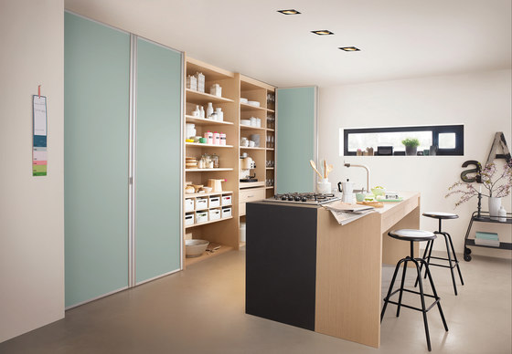 Single Küche by raumplus | Bespoke kitchens