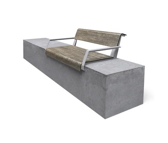 Il Posto XL by miramondo   Exterior benches
