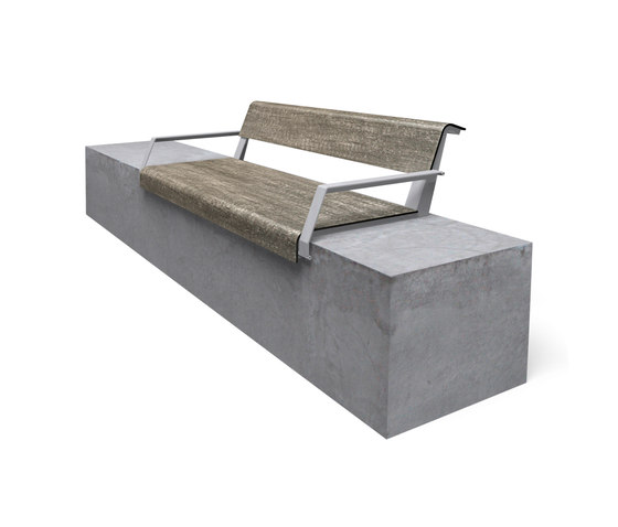 Il Posto XL by miramondo | Exterior benches