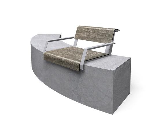 Il Posto XL by miramondo | Exterior benches