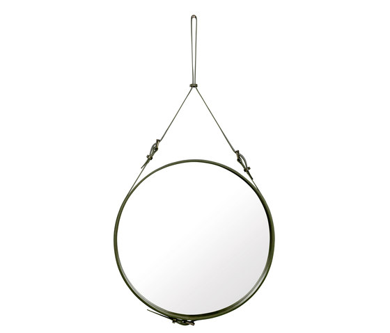 Adnet Circulaire L di GUBI | Specchi