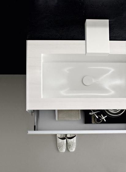 Rubinetto mensola in acciaio rubinetteria lavabi - Mensola acciaio bagno ...