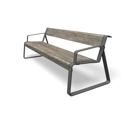 La Superfine by miramondo | Exterior benches