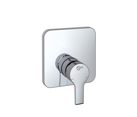 active brausearmatur up unterputz bausatz 2 shower taps mixers from ideal standard. Black Bedroom Furniture Sets. Home Design Ideas