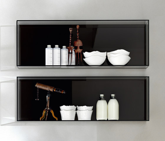 Shelf-container by Toscoquattro | Wall cabinets