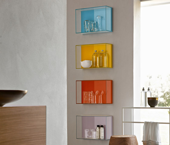 Shelf-container by Toscoquattro   Wall cabinets