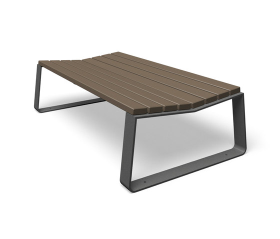 Mayfield by miramondo | Exterior benches