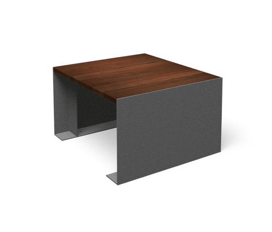 Passepartout Wood by miramondo | Exterior chairs