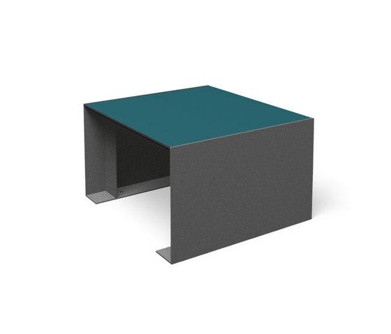 Passepartout HPL by miramondo | Exterior chairs