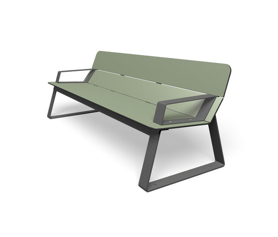 Superfly by miramondo | Exterior benches