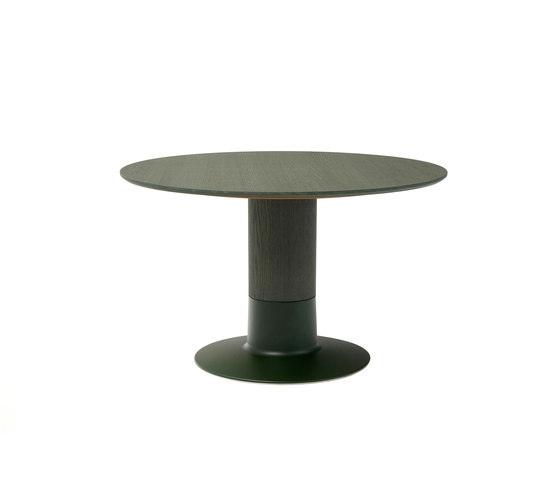 Balance 25 deep green by Arco | Restaurant tables