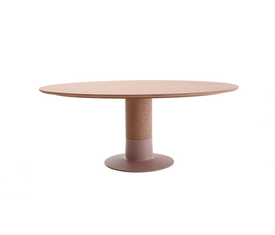 Balance 25 rosa by Arco | Restaurant tables
