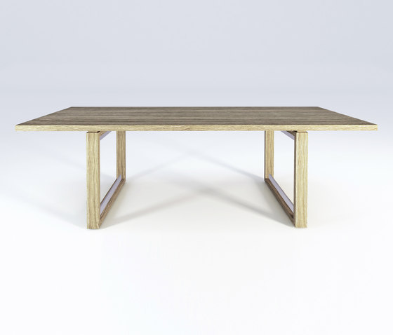 Bridge table by Studio Brovhn | Dining tables