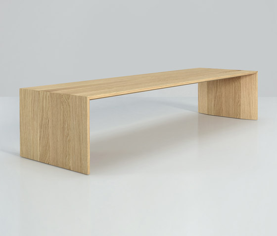 Planar without cushion von Studio Brovhn | Sitzbänke