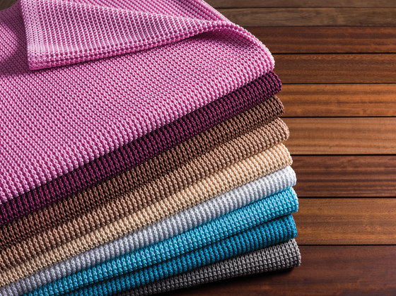 Knitted Blanket by Viteo | Plaids / Blankets