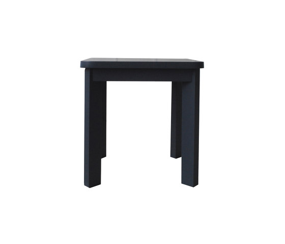 Radius side table square by Studio Brovhn | Side tables