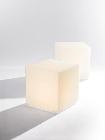 Light Cube Basic by Viteo | Floor lights