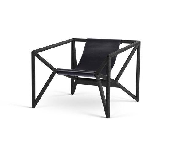 M3 Loungechair de Neue Wiener Werkstätte | Fauteuils d'attente