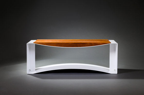 Arc by Delivié | Garden benches