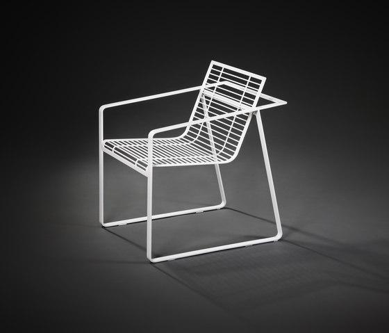 Foton armchair di Delivié | Sedie da giardino