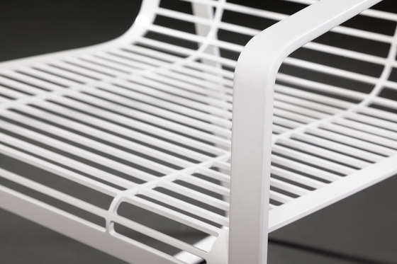 Foton armchair de Delivié | Sillas de jardín