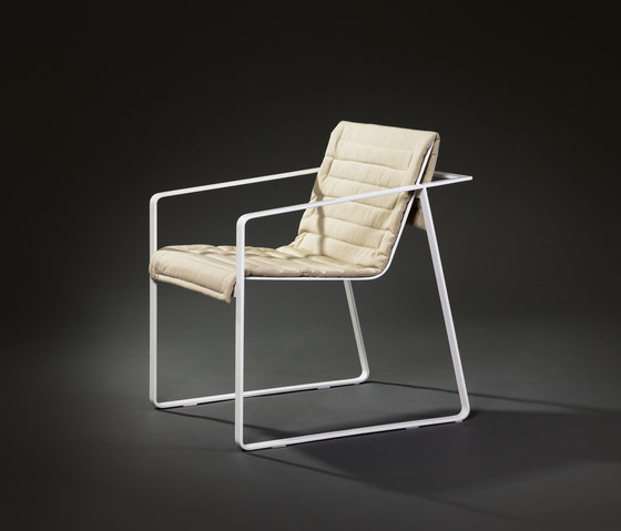 Foton armchair by Delivié | Garden chairs