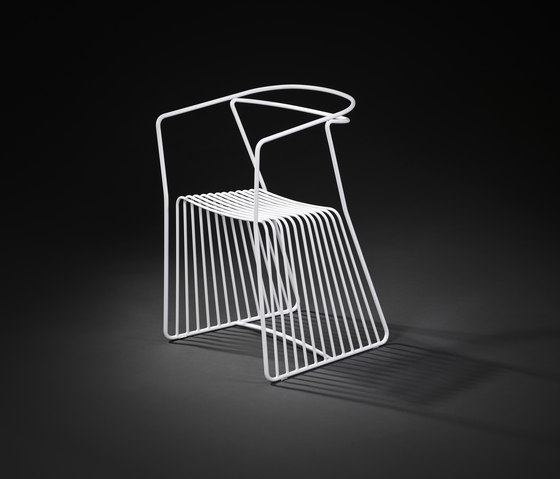 Limeryk chair 2 di Delivié | Sedie da giardino