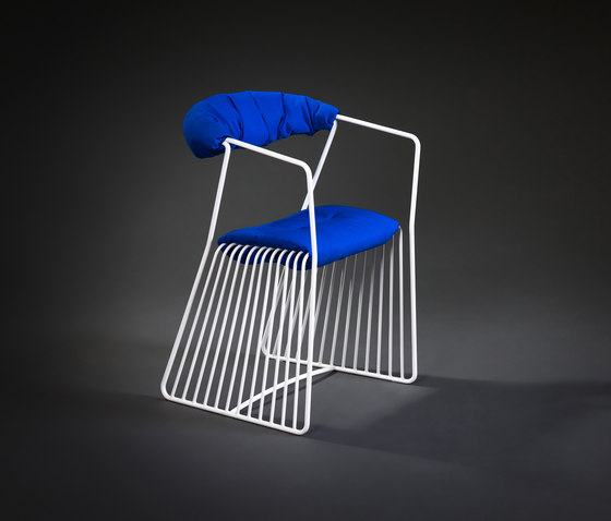 Limeryk chair 2 by Delivié | Garden chairs