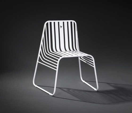 Molo chair by Delivié | Garden chairs
