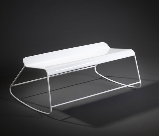 Swing by Delivié | Garden benches