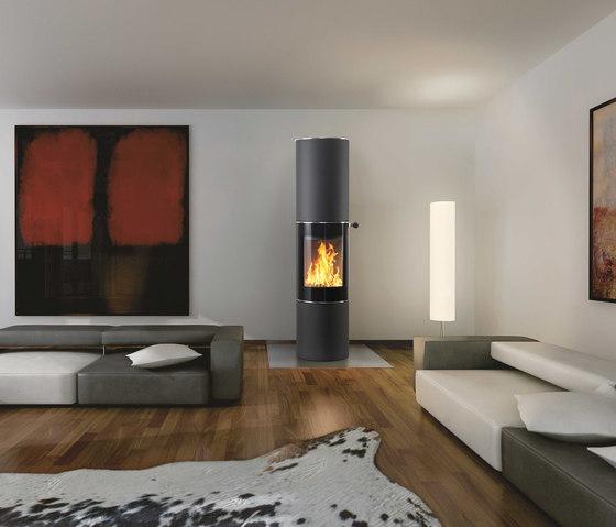 NEW PILAR by Attika Feuer   Stoves