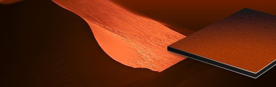 ALUCOBOND® Spectra | Midnight Copper 920 di 3A Composites | Lastre