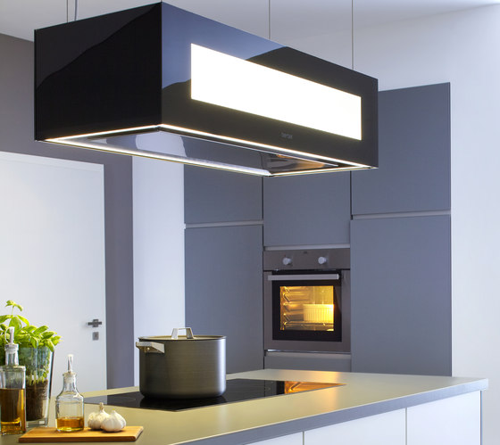 CEILING LIFT HOOD SKYLINE EDGE Extractors from Berbel