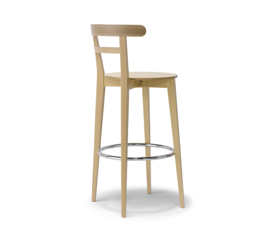 ELISA SGL by Accento | Bar stools