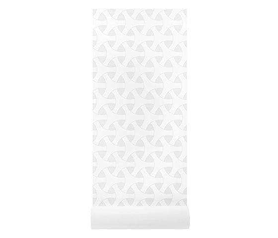 Flow soft beige by by Lassen | Wall coverings / wallpapers