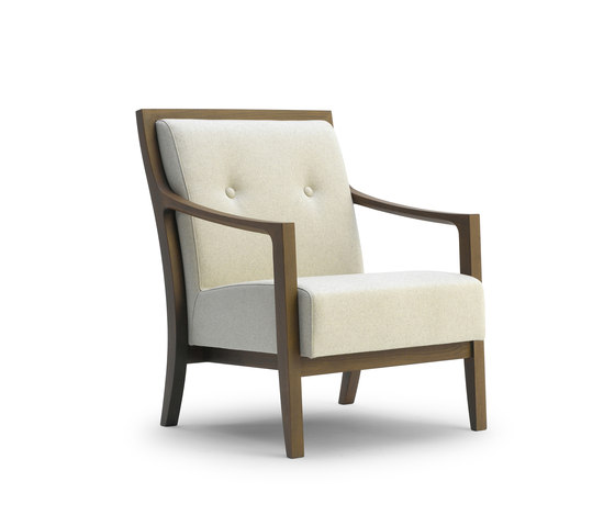 MILLENNIUM P DELUXE by Accento | Lounge chairs