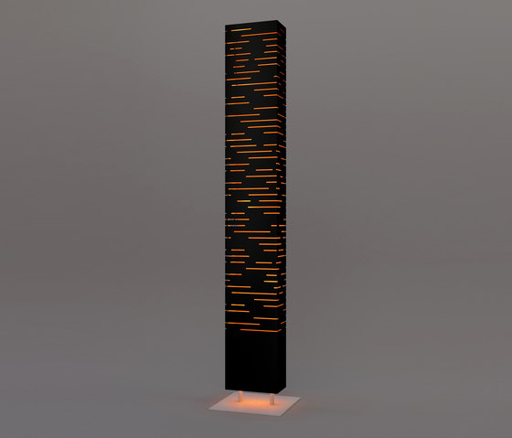 Skyline by Quasar | Free-standing lights