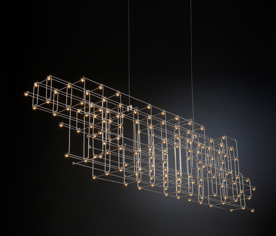Orion by Quasar | Pendant lights in metal