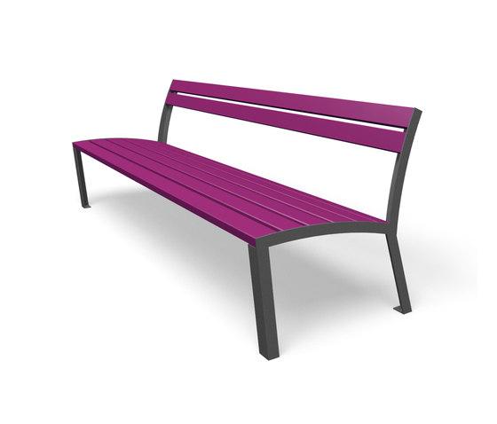 La Strada by miramondo | Exterior benches