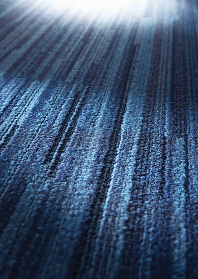 Net Effect Two 332890 Pacific by Interface | Carpet tiles