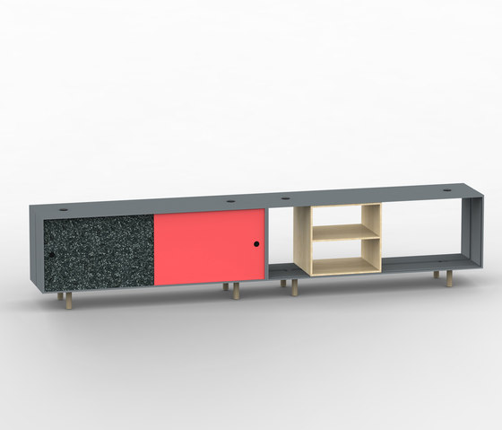 Offset Shelf by Maxdesign | Sideboards