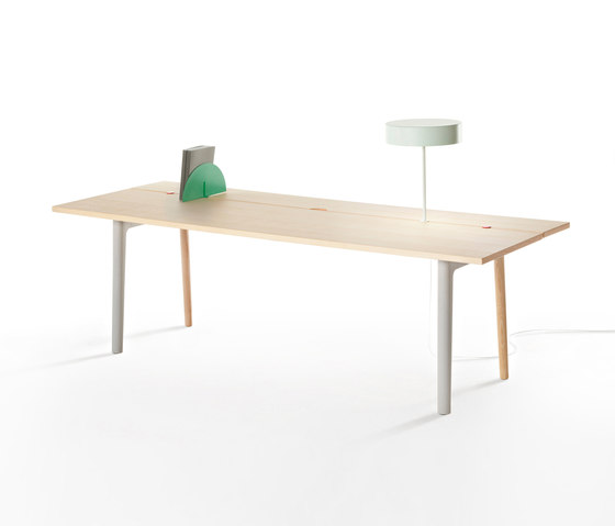 Offset Table di Maxdesign | Scrivanie individuali