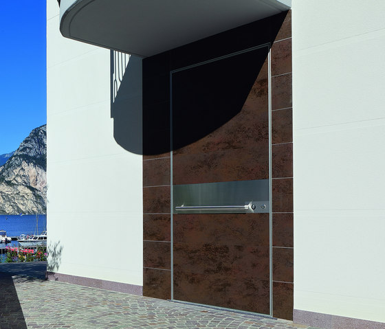 Synua Wall System by Oikos | Facade design