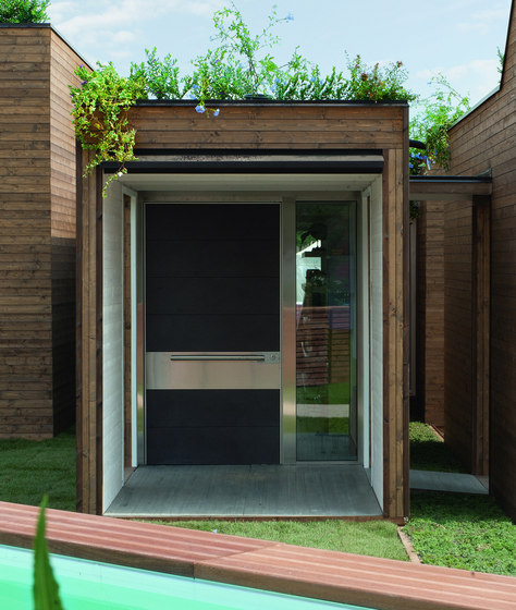 Synua by Oikos – Architetture d'ingresso   Entrance doors