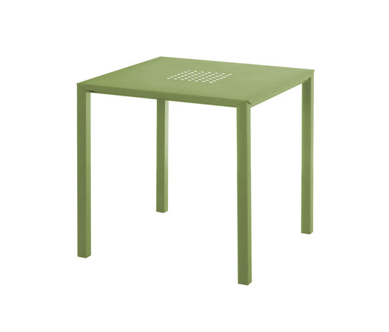 Jolly   856 by EMU Group   Cafeteria tables