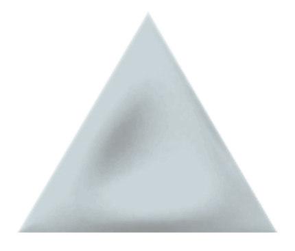 Evia | Triangulo Elvida Celeste by VIVES Cerámica | Ceramic tiles