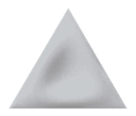 Evia | Triangulo Elvida Gris de VIVES Cerámica | Baldosas de cerámica
